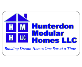Hunterdon Modular Homes Logo